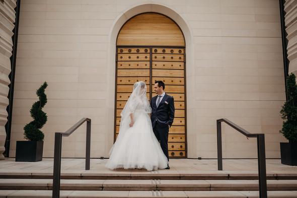 Уютная французская свадьба - фото №6