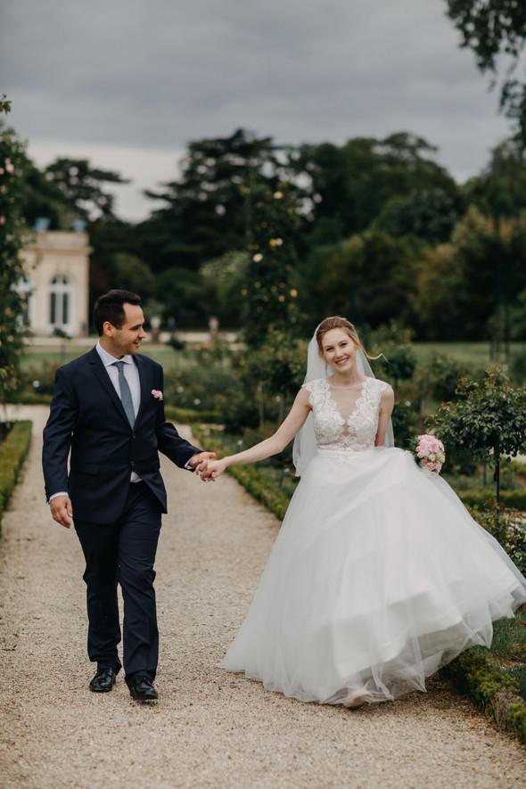 Уютная французская свадьба - фото №48