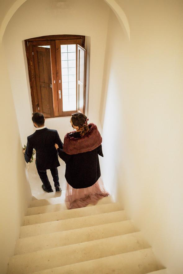 Уютная свадьба в Салерно - фото №71