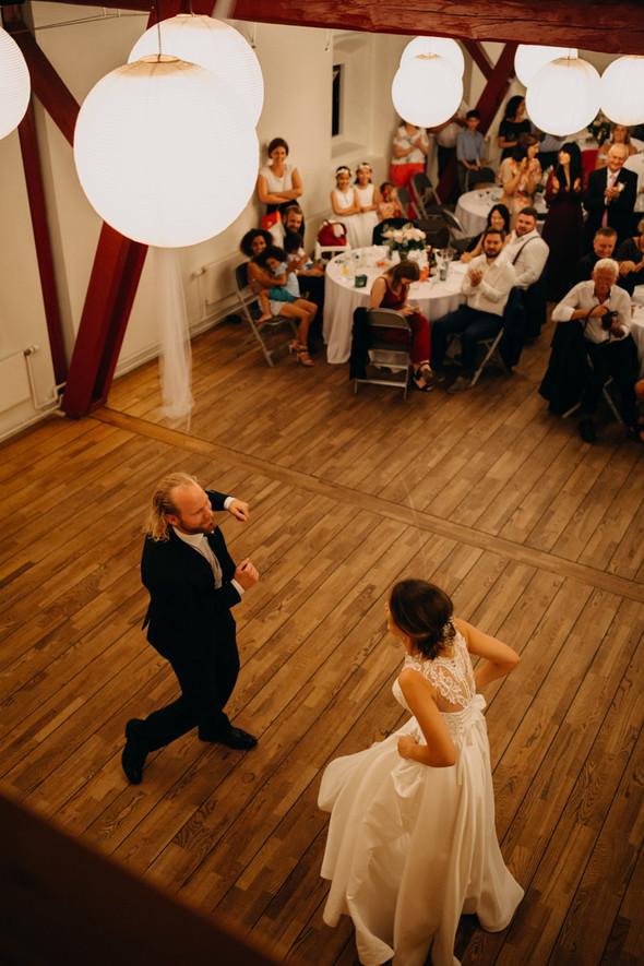 Атмосферная датская свадьба - фото №154