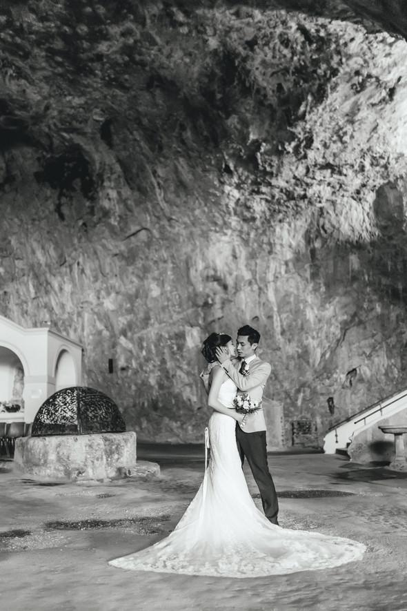 Позитивная семейная свадьба в Италии - фото №105