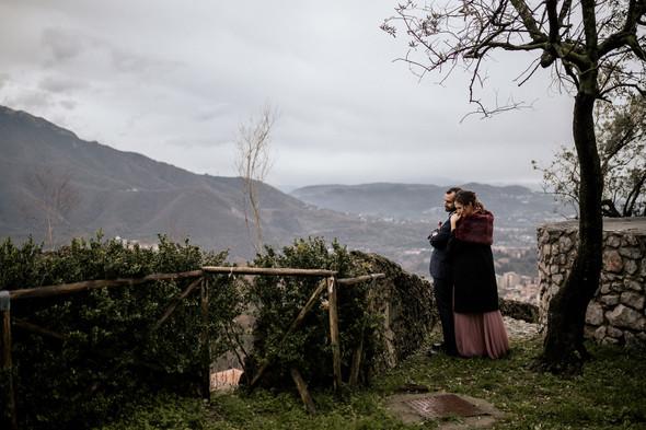 Уютная свадьба в Салерно - фото №75