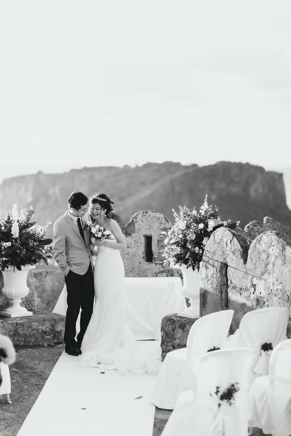Позитивная семейная свадьба в Италии - фото №84