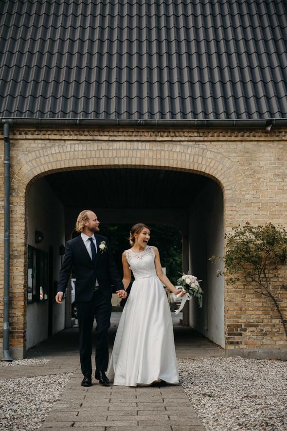Атмосферная датская свадьба - фото №119