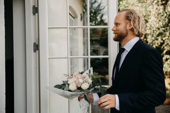 Атмосферная датская свадьба - фото №28