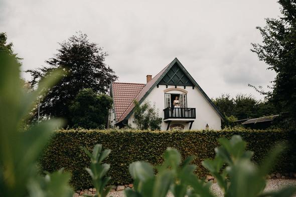 Атмосферная датская свадьба - фото №58