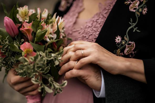 Уютная свадьба в Салерно - фото №83