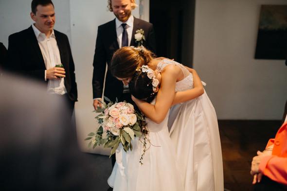 Атмосферная датская свадьба - фото №121