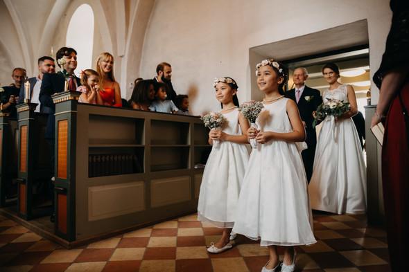 Атмосферная датская свадьба - фото №69