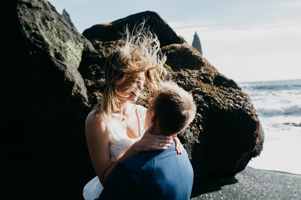 Послесвадебные приключения в Исландии - фото №30