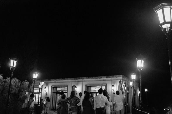 Красивая испанская свадьба на побережье - фото №123