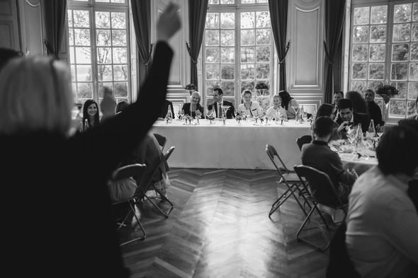Уютная французская свадьба - фото №90