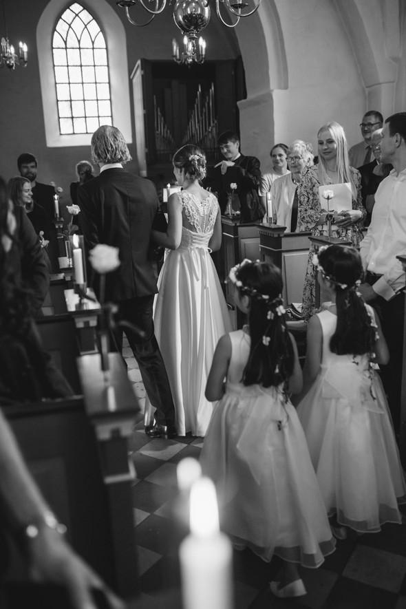 Атмосферная датская свадьба - фото №85