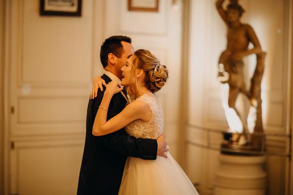 Уютная французская свадьба - фото №118