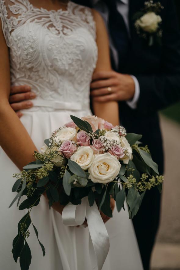 Атмосферная датская свадьба - фото №100