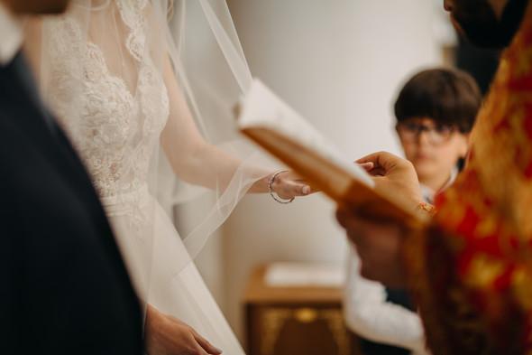 Уютная французская свадьба - фото №18