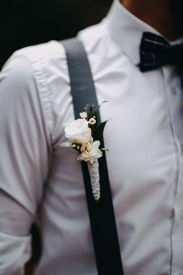 Лесная свадьба в Карпатах - фото №5