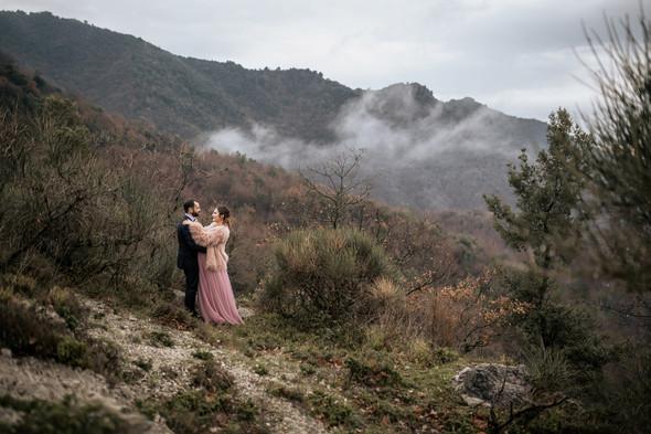 Уютная свадьба в Салерно - фото №94