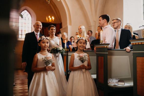 Атмосферная датская свадьба - фото №70