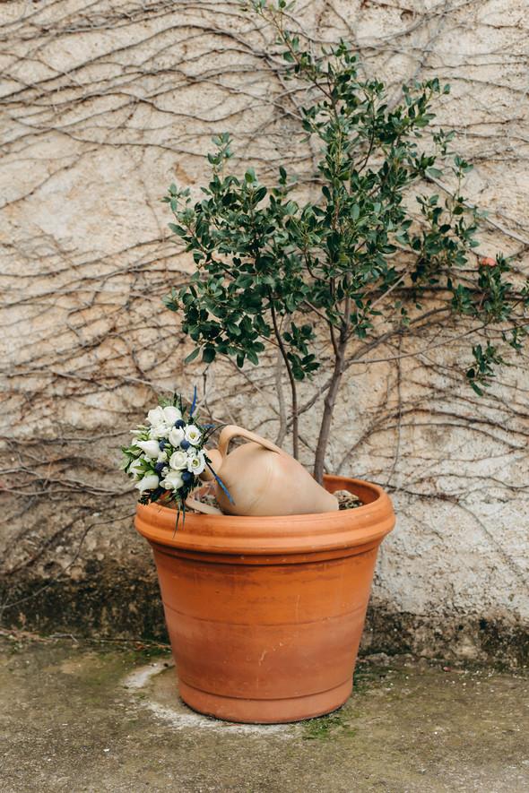 Позитивная семейная свадьба в Италии - фото №17