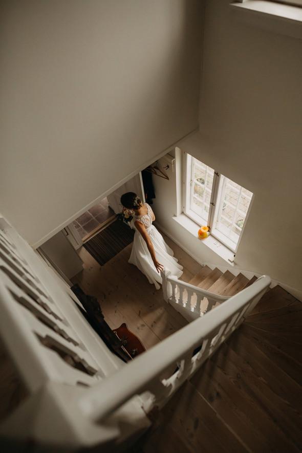 Атмосферная датская свадьба - фото №61