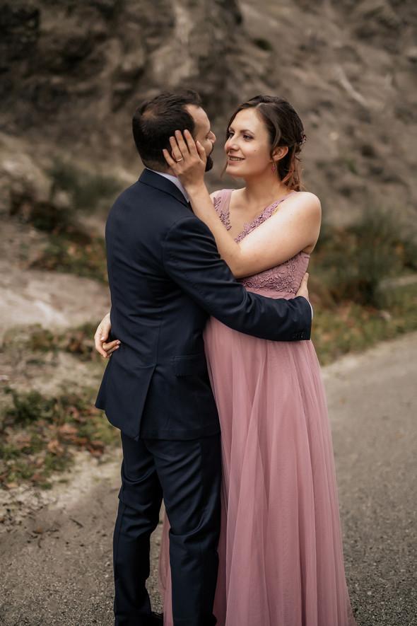 Уютная свадьба в Салерно - фото №88
