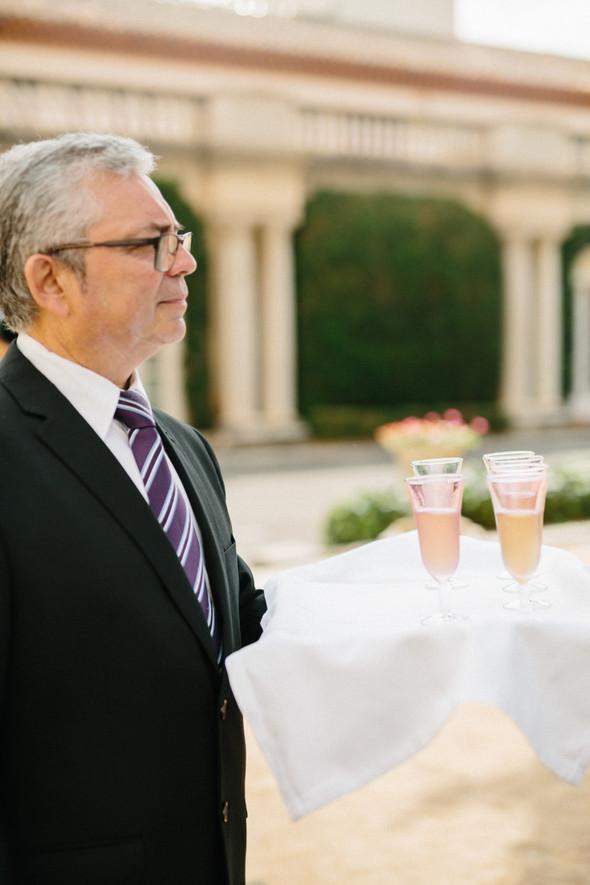 Испанская семейная свадьба на вилле недалеко от Барселоны - фото №45