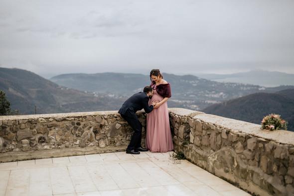 Уютная свадьба в Салерно - фото №60