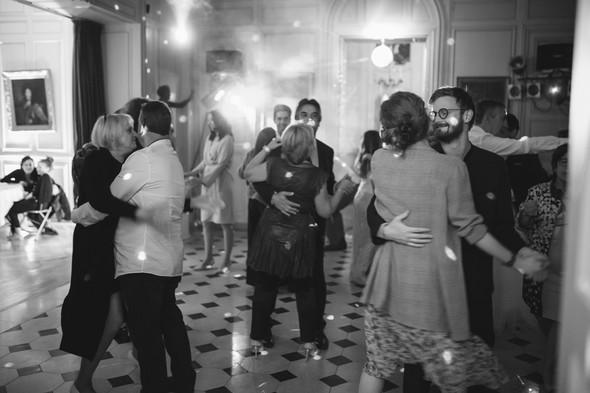 Уютная французская свадьба - фото №142