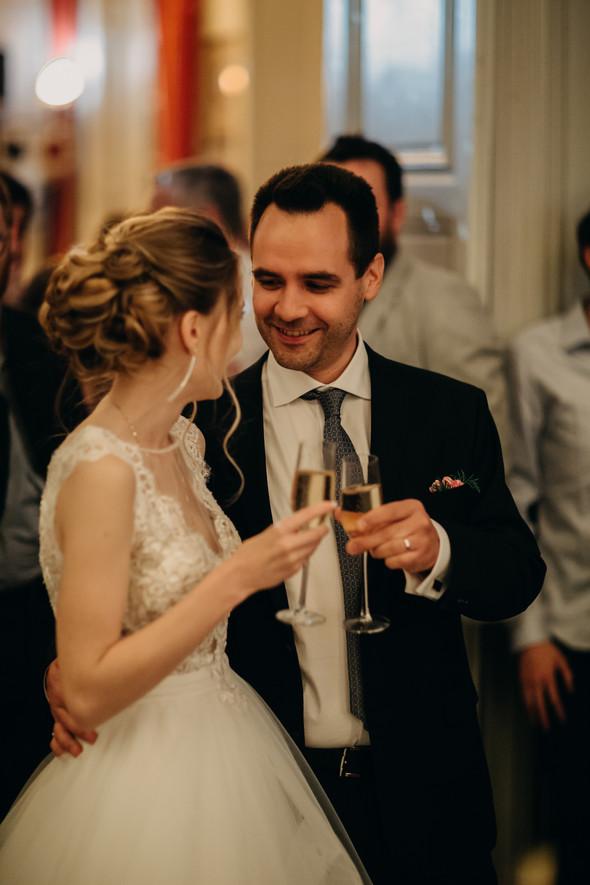Уютная французская свадьба - фото №127
