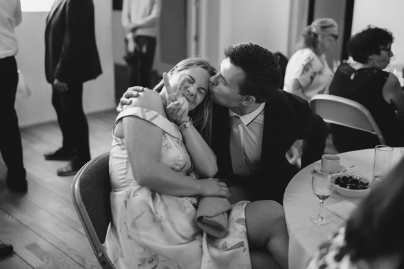 Атмосферная датская свадьба - фото №180