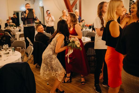Атмосферная датская свадьба - фото №173