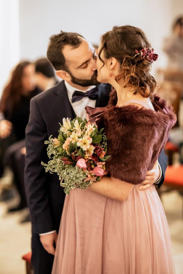 Уютная свадьба в Салерно - фото №36
