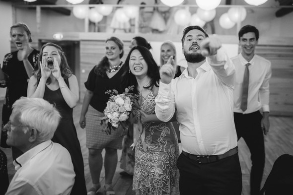Атмосферная датская свадьба - фото №174
