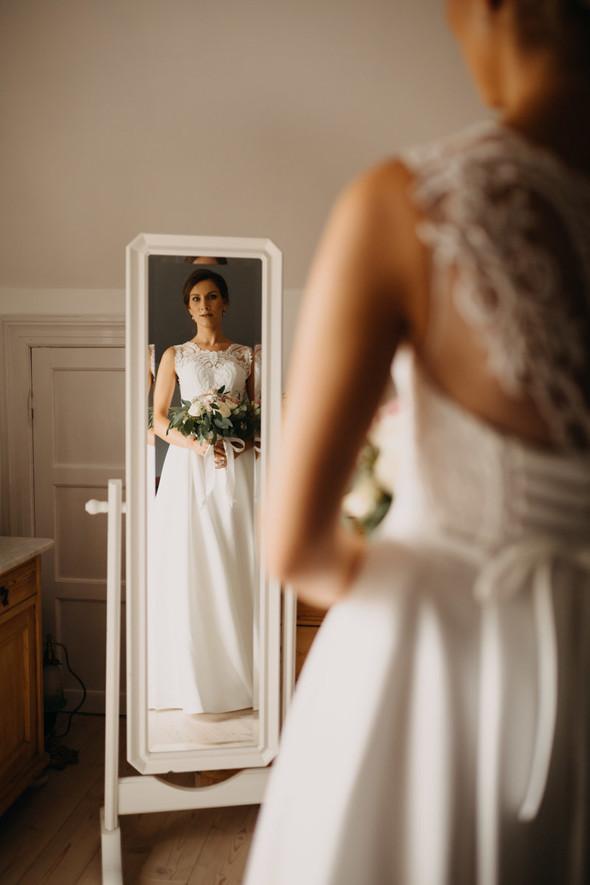 Атмосферная датская свадьба - фото №57