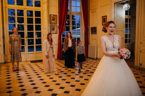 Уютная французская свадьба - фото №112