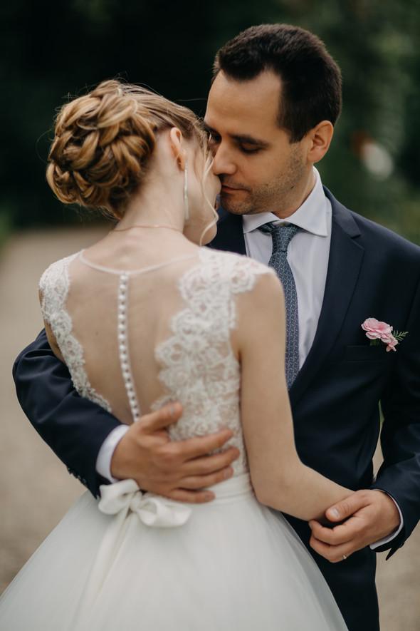 Уютная французская свадьба - фото №53