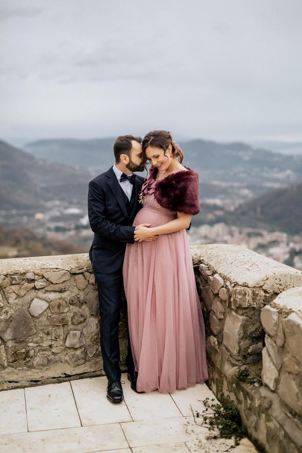 Уютная свадьба в Салерно - фото №59