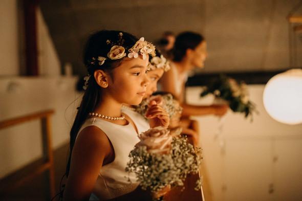 Атмосферная датская свадьба - фото №170