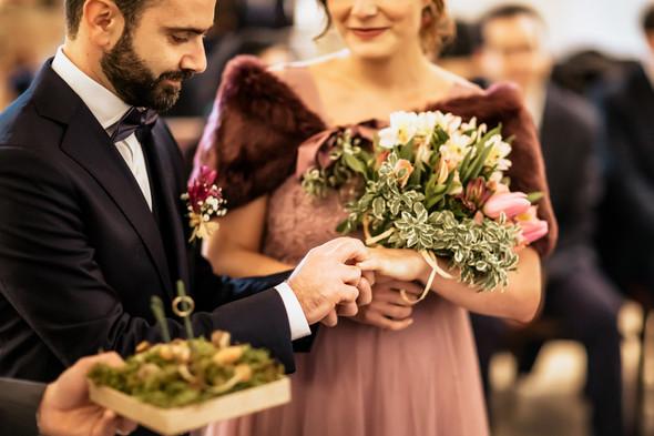 Уютная свадьба в Салерно - фото №30