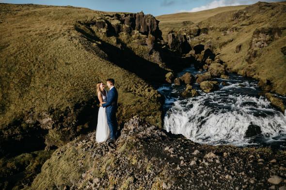 Послесвадебные приключения в Исландии - фото №56