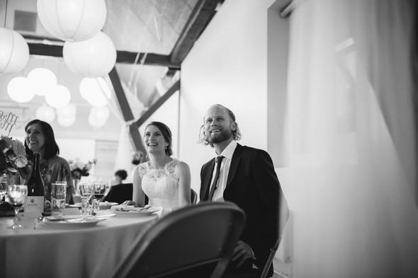 Атмосферная датская свадьба - фото №141