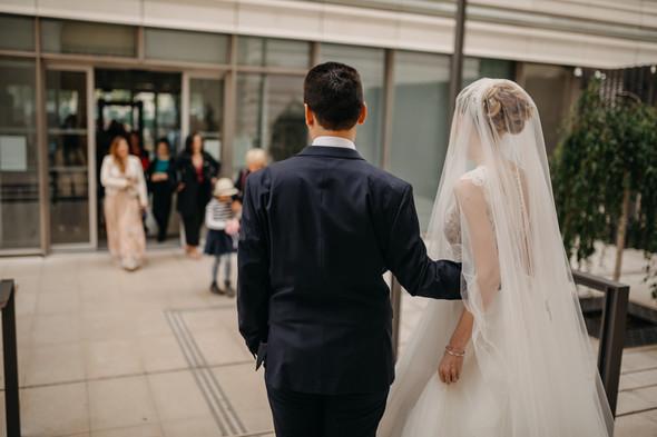 Уютная французская свадьба - фото №7