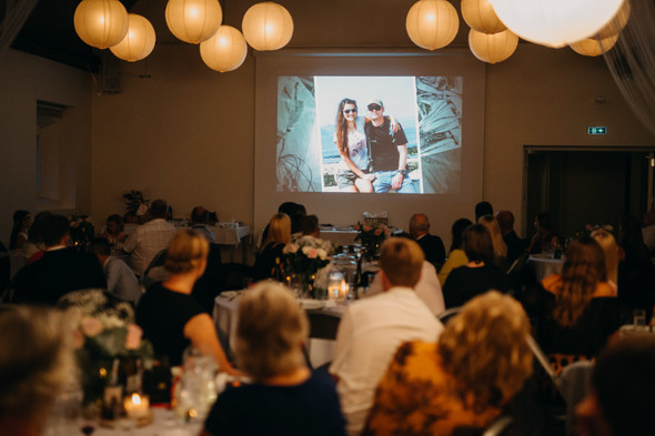 Атмосферная датская свадьба - фото №140