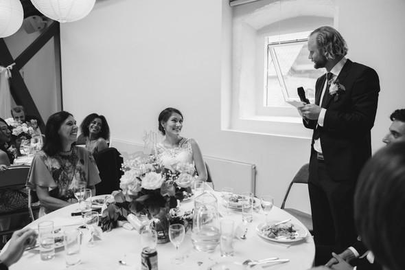 Атмосферная датская свадьба - фото №133