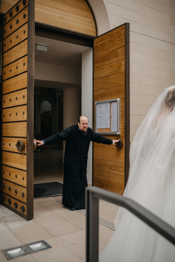 Уютная французская свадьба - фото №10