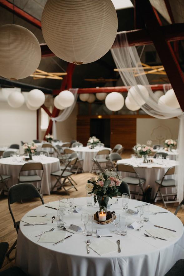 Атмосферная датская свадьба - фото №117