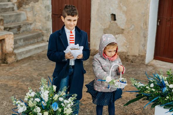Позитивная семейная свадьба в Италии - фото №59
