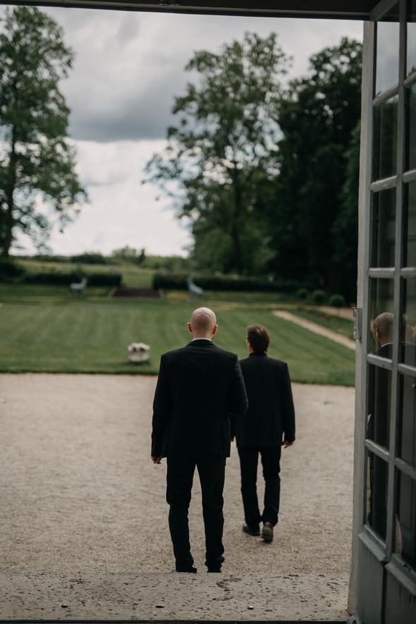 Уютная французская свадьба - фото №67