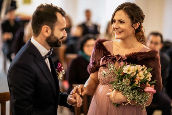Уютная свадьба в Салерно - фото №32